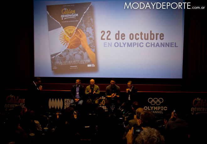 Olympic Channel - The Golden Generation - Screening 3