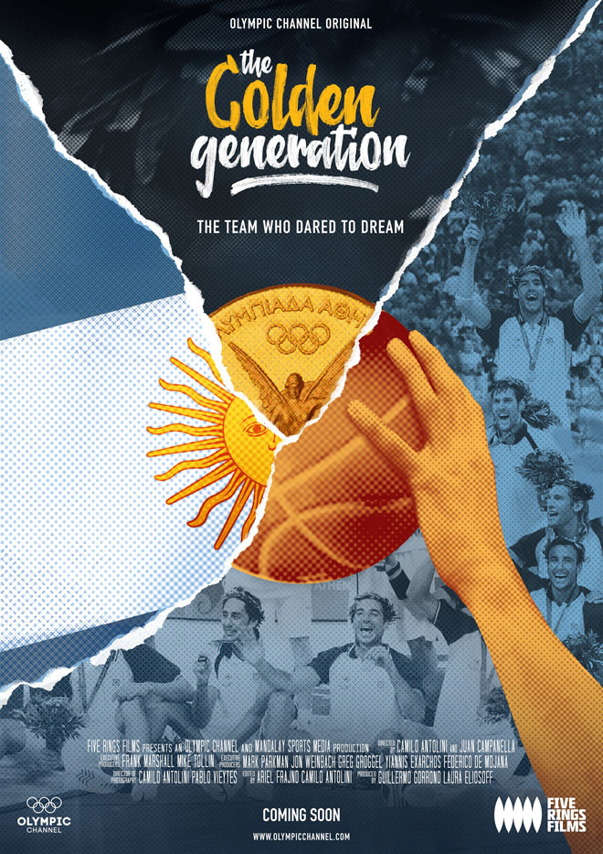 Olympic Channel - The Golden Generation