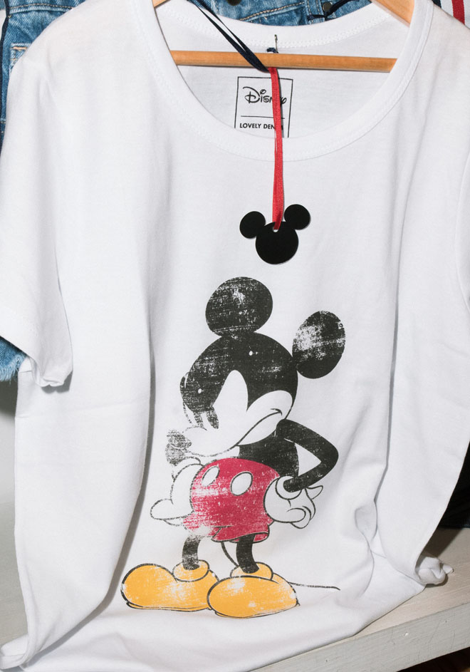 Lovely Denim - Mickey