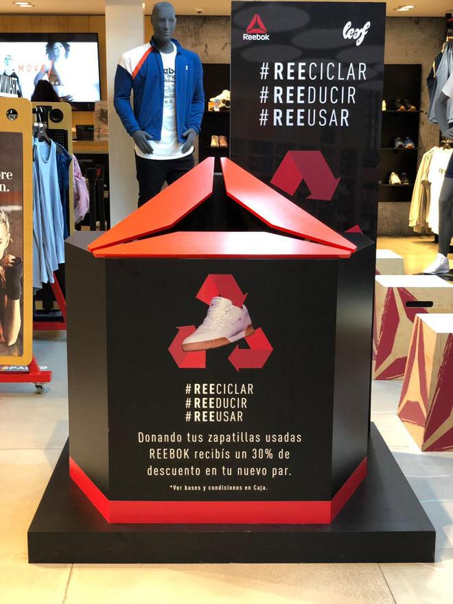 Reebok - Reebok Recicla