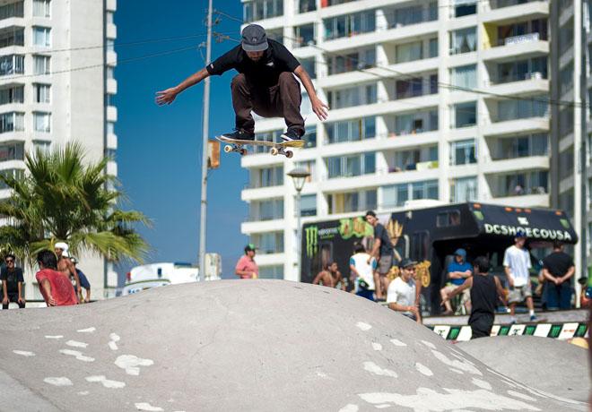 Monster Energy Skate Summer Tour