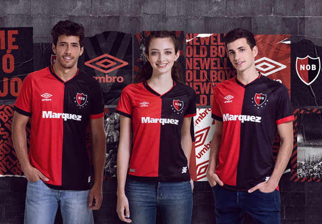 Umbro - Newells Old Boys- Nueva Camiseta