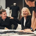 Under Armour - Virgin Galactic - Kevin Plank - Sir Richard Branson