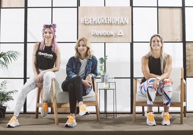 Reebok Talks - Lucia Franz - Delfina Campos - Catalina Guimarey
