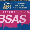 Asics Golden Run - Tercera Edicion