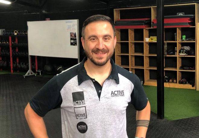 ACTIVE Functional Training - Entrenamos Sonrisas - Adrian Schiavello