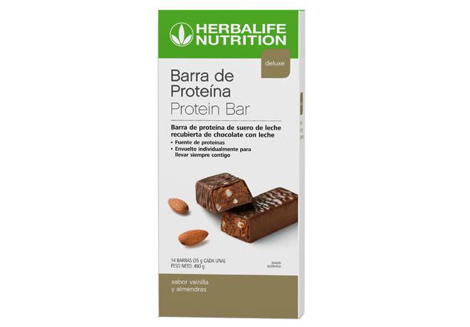 Herbalife Nutrition - Barra Proteina - Caja Deluxe