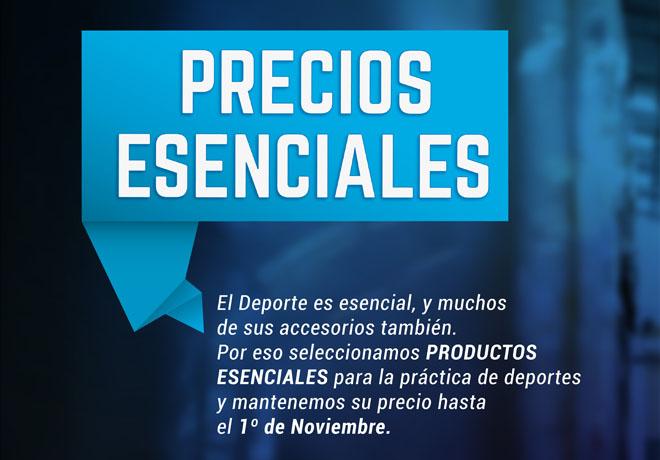 Sportcom continúa con su campaña Precios Esenciales en productos para deportistas.
