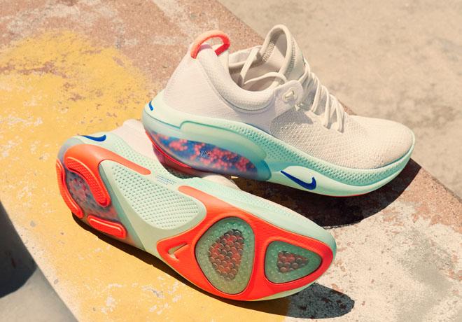 Joyride, el nuevo calzado de Nike para running.