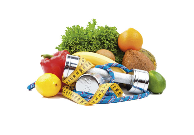 La nutrición deportiva no es solo para atletas de alto rendimiento.